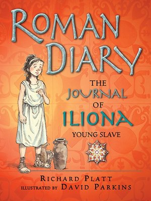 cover image of Roman Diary