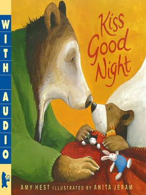 cover image of Kiss Good Night