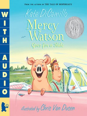 cover image of Mercy Watson Goes for a Ride