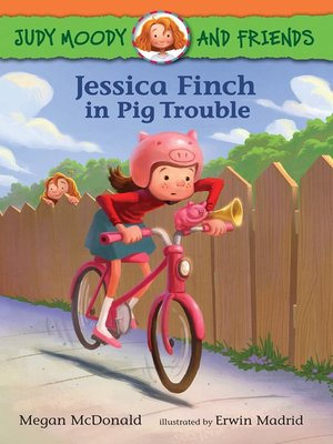cover image of Jessica Finch in Pig Trouble
