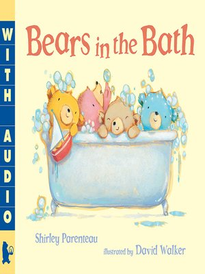 cover image of Bears in the Bath