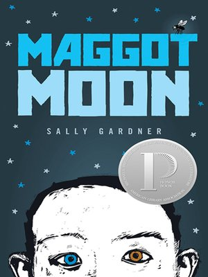 cover image of Maggot Moon