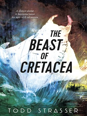 cover image of The Beast of Cretacea