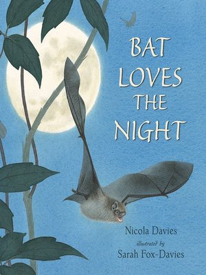 cover image of Bat Loves the Night