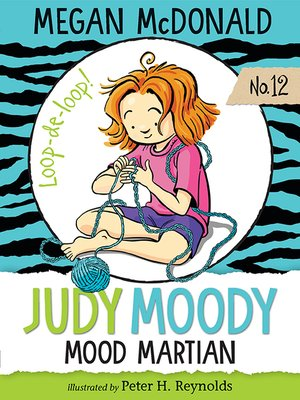 cover image of Judy Moody, Mood Martian