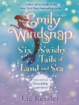 cover image of Six Swishy Tails of Land and Sea