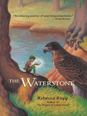 cover image of The Waterstone