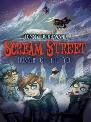 cover image of Hunger of the Yeti