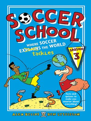 cover image of Soccer School Season 3