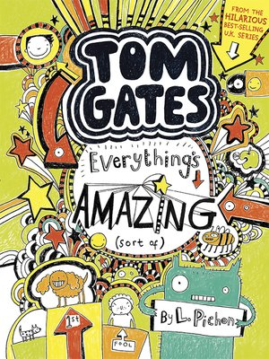 cover image of Everything's Amazing (Sort Of)