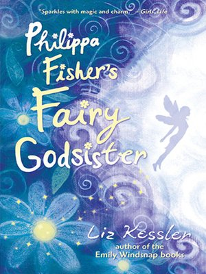 cover image of Philippa Fisher's Fairy Godsister