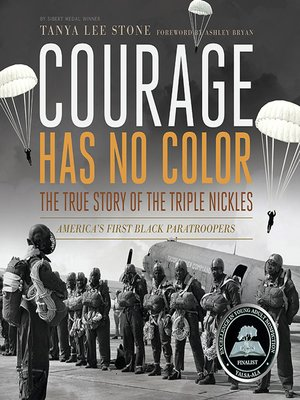 cover image of Courage Has No Color