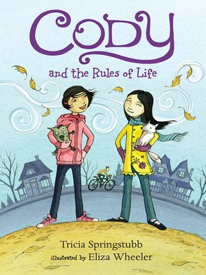 cover image of Cody and the Rules of Life