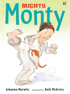 cover image of Mighty Monty