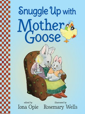cover image of Snuggle Up with Mother Goose
