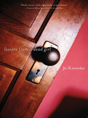 cover image of Lessons from a Dead Girl