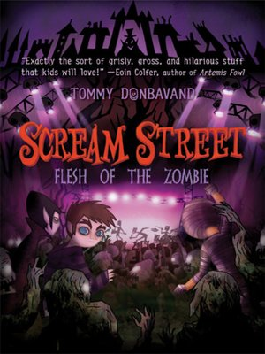 cover image of Flesh of the Zombie