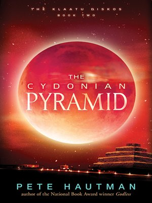 cover image of The Cydonian Pyramid