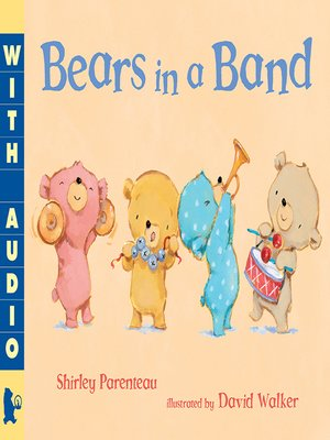 cover image of Bears in a Band