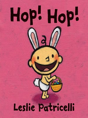 cover image of Hop! Hop!