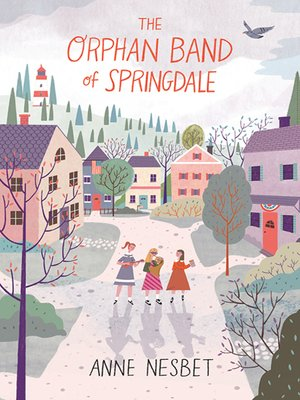 cover image of The Orphan Band of Springdale