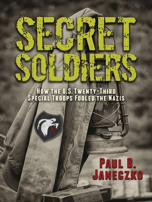 cover image of Secret Soldiers