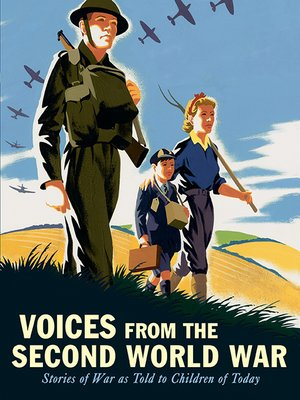 cover image of Voices from the Second World War