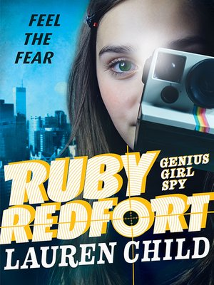 cover image of Ruby Redfort Feel the Fear