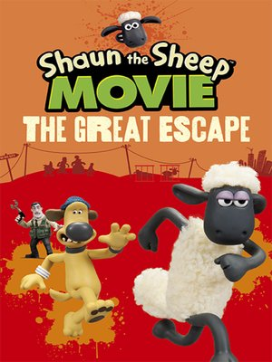 cover image of Shaun the Sheep Movie--The Great Escape
