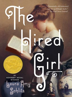 cover image of The Hired Girl