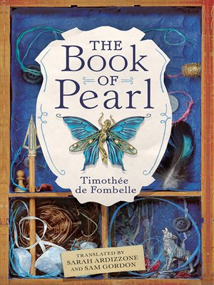 cover image of The Book of Pearl
