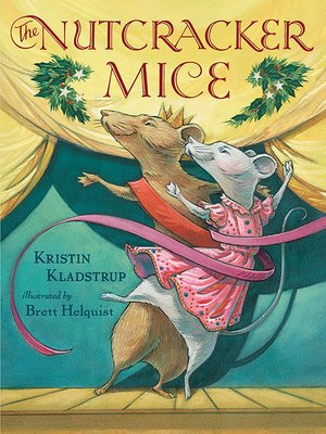 cover image of The Nutcracker Mice