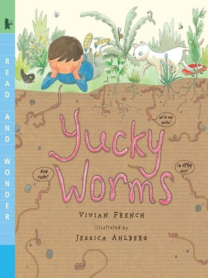 cover image of Yucky Worms
