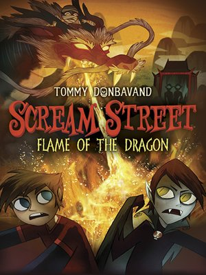 cover image of Flame of the Dragon