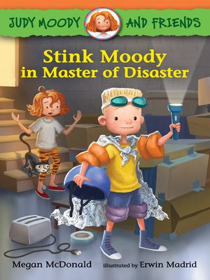 cover image of Stink Moody in Master of Disaster