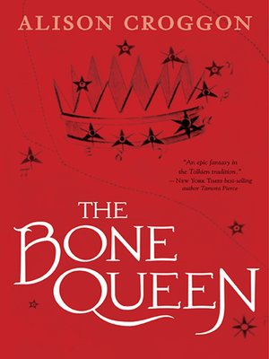 cover image of The Bone Queen