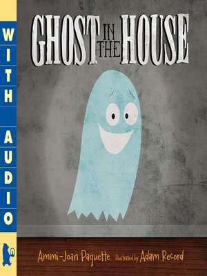 cover image of Ghost in the House