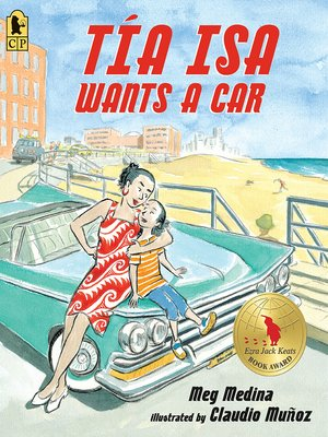 cover image of Tia Isa Wants a Car
