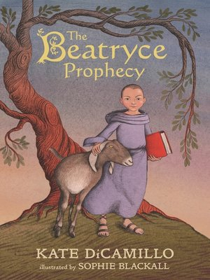 cover image of The Beatryce Prophecy