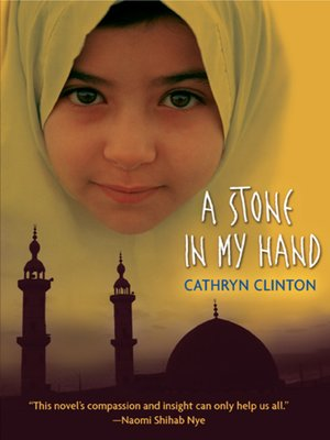 cover image of A Stone in My Hand