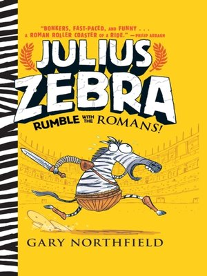 cover image of Rumble with the Romans!