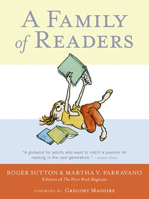 cover image of A Family of Readers