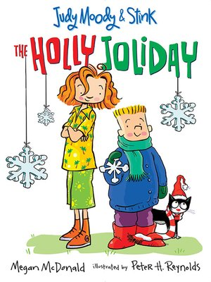 cover image of The Holly Joliday