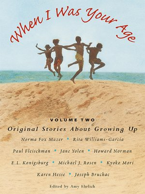 cover image of When I Was Your Age, Volume Two