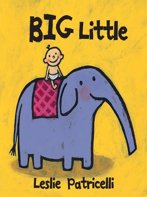 cover image of Big Little