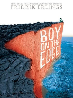 cover image of Boy on the Edge