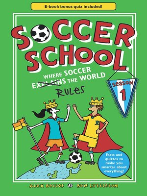 cover image of Soccer School Season 1