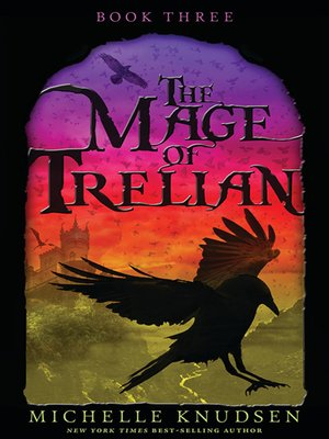 cover image of The Mage of Trelian
