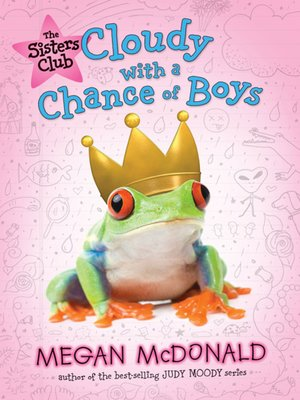 cover image of Cloudy with a Chance of Boys