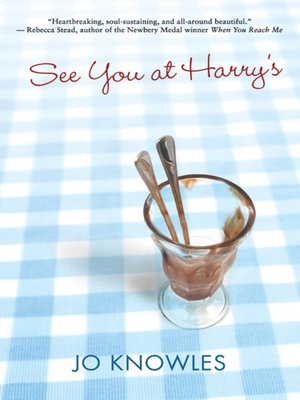 cover image of See You at Harry's